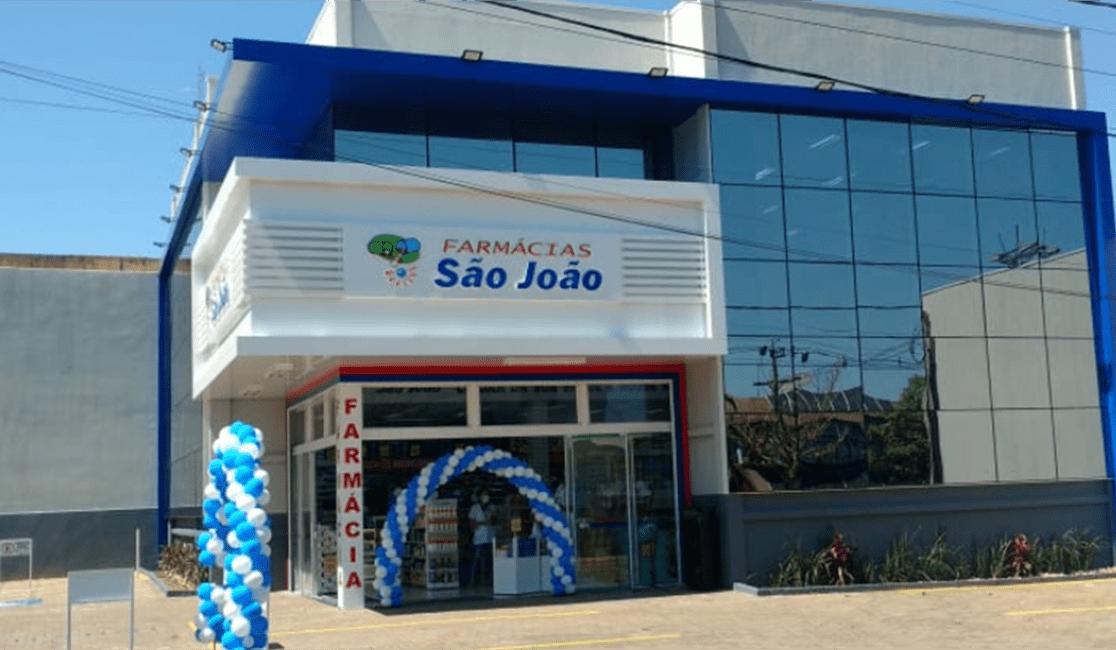 Imagen de Farmácias São João en Paraná, Brasil.