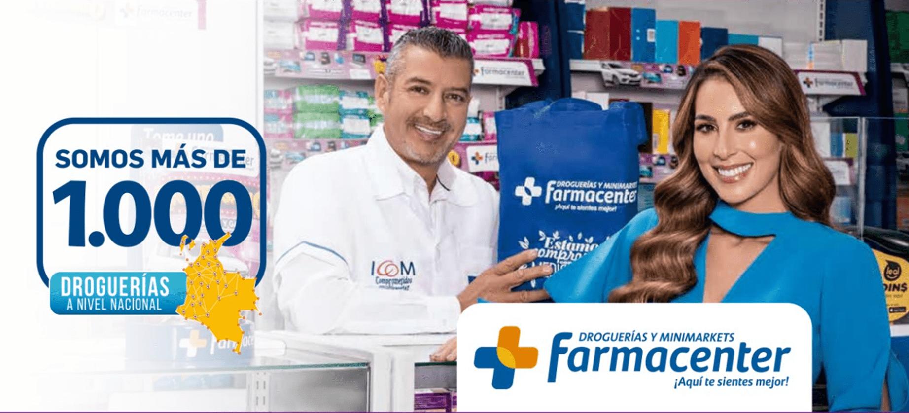 Imagen de Farmacenter en Colombia, Aniversario 2020