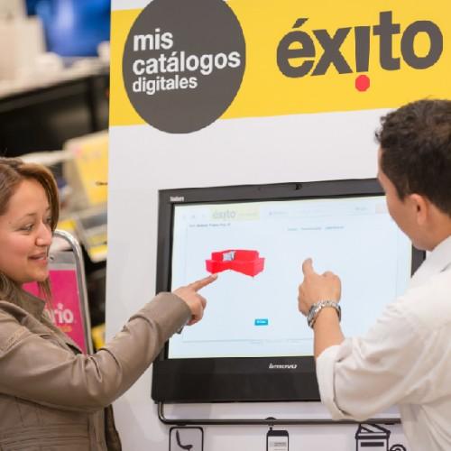 Grupo Éxito redobla su apuesta a la estrategia omnicanal en Colombia