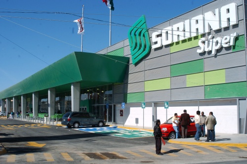 Soriana focuses on its expansion and opens four stores in Mexico