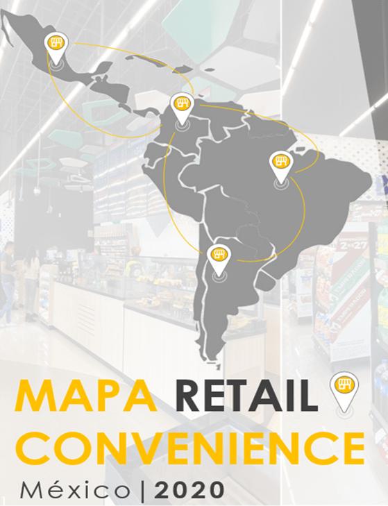 Mapa Retail Convenience México 2020