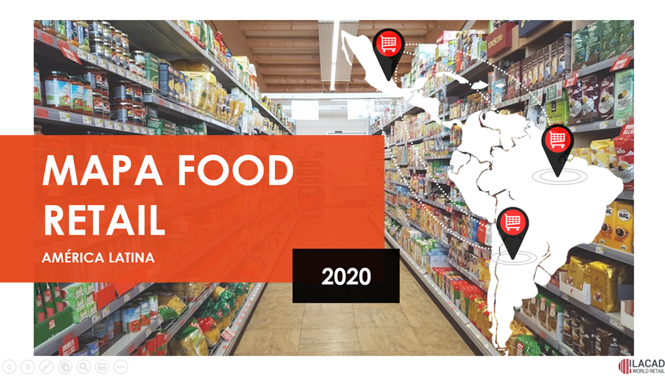 Mapa Food Retail Chile 2020 (Actualizado)