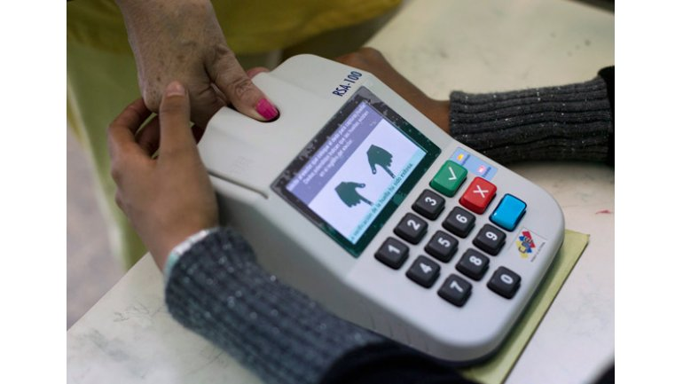 Venezuela will control consumption by using a fingerprint system